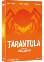 Jaquette Tarantula (Combo Blu-ray + DVD - Version restaurée)