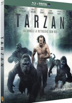 Jaquette Tarzan [Blu-ray + Copie digitale]