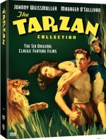 Jaquette Tarzan Collection Volume 1