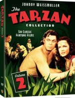 Jaquette Tarzan Collection Volume 2