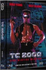 Jaquette TC 2000 (DVD+Blu-Ray) - Cover A