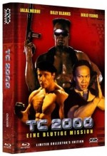 Jaquette TC 2000 (DVD+Blu-Ray) - Cover B