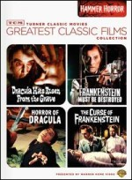 Jaquette  TCM Greatest Classic Films Collection: Hammer Horror