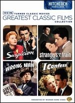 Jaquette TCM Greatest Classic Films Collection: Hitchcock Thrillers