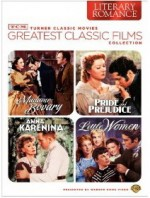 Jaquette TCM Greatest Classic Films Collection: Literary Romance