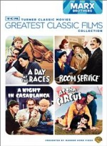 Jaquette TCM Greatest Classic Films Collection: Marx Brothers