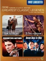 Jaquette TCM Greatest Classic Legends: Burt Lancaster