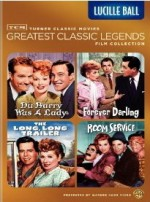 Jaquette TCM Greatest Classic Legends Film Collection: Lucille Ball