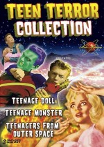 Jaquette Teen Terror Collection