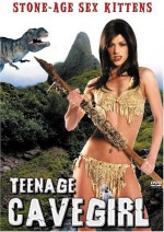 Jaquette TEENAGE CAVEGIRL
