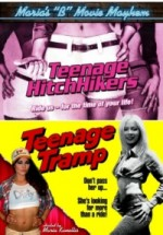 Jaquette Teenage Tramp / Teenage Hitchhikers