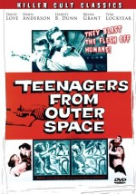 Jaquette Teenagers from Outer Space