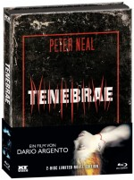 Jaquette Tenebre (DVD + BLURAY)
