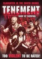 Jaquette Tenement Game of Survival
