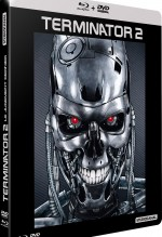 Jaquette Terminator 2 - Combo Blu-ray + DVD