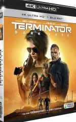 Jaquette Terminator : Dark Fate [4K Ultra HD + Blu-ray]
