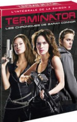 Jaquette Terminator - The Sarah Connor Chronicles - Saison 2