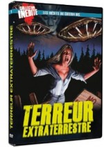 Jaquette Terreur extraterrestre EPUISE/OUT OF PRINT