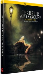Jaquette Terreur sur la lagune (CD + DVD + Bluray) EPUISE/OUT OF PRINT