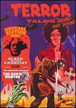 Jaquette Terror Tales 4 : From the Hood : Black Voodoo Exorcist + The Devil Hunter