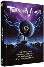 Jaquette Terror Vision (DVD + Blu-Ray) - Cover A