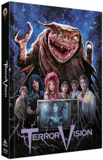 Jaquette Terror Vision (DVD + Blu-Ray) - Cover C