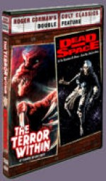 Jaquette Terror Within / Dead Space(Roger Corman Cult Classics)