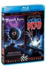 Jaquette TerrorVision / The Video Dead (Combo bluray/dvd)