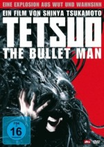 Jaquette Tetsuo: The Bullet Man
