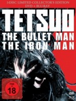 Jaquette Tetsuo: The Bullet Man (3-Disc Limited Collection)