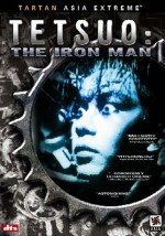 Jaquette Tetsuo: The Iron Man
