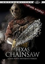 Jaquette Texas Chainsaw