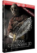 Jaquette Texas Chainsaw (Combo Blu-ray 3D + DVD)