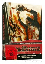 Jaquette Texas Chainsaw Massacre (4 Disc Ultimate Edition)