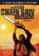 Jaquette Texas Chainsaw Massacre Two Disc Ultimate Edition
