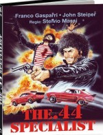 Jaquette The 44 Specialist - Cover B