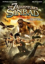 Jaquette The 7 Adventures of Sinbad