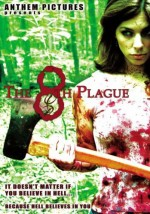 Jaquette The 8th Plague EPUISE/OUT OF PRINT
