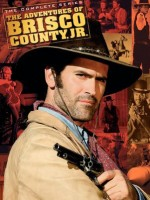 Jaquette The Adventures Of Brisco County Jr. The Complete Series