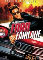 Jaquette The Adventures of Ford Fairlane  (Blu-Ray+DVD)  - Cover B