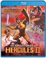 Jaquette The Adventures of Hercules 2