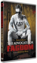 Jaquette The advocate For Fagdom