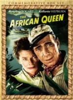 Jaquette The African Queen (Commemorative Box Set)