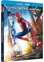 Jaquette The Amazing Spider-Man 2 : Le destin d'un héros (Blu-ray + Copie digitale)