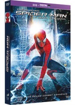 Jaquette The Amazing Spider-Man 2 : Le destin d'un héros (Combo Blu-ray 3D + Blu-ray + DVD + Copie digitale)