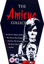 Jaquette The AMICUS COLLECTION