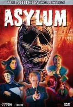 Jaquette The Amicus Collection: Asylum