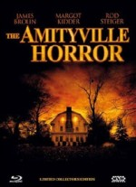 Jaquette The Amityville Horror (Blu-Ray+DVD) (2Discs) - Cover A