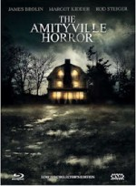 Jaquette The Amityville Horror (Blu-Ray+DVD) (2Discs) - Cover C