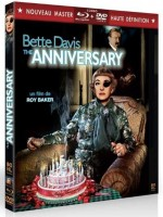 Jaquette The Anniversary (Blu-Ray+DVD)